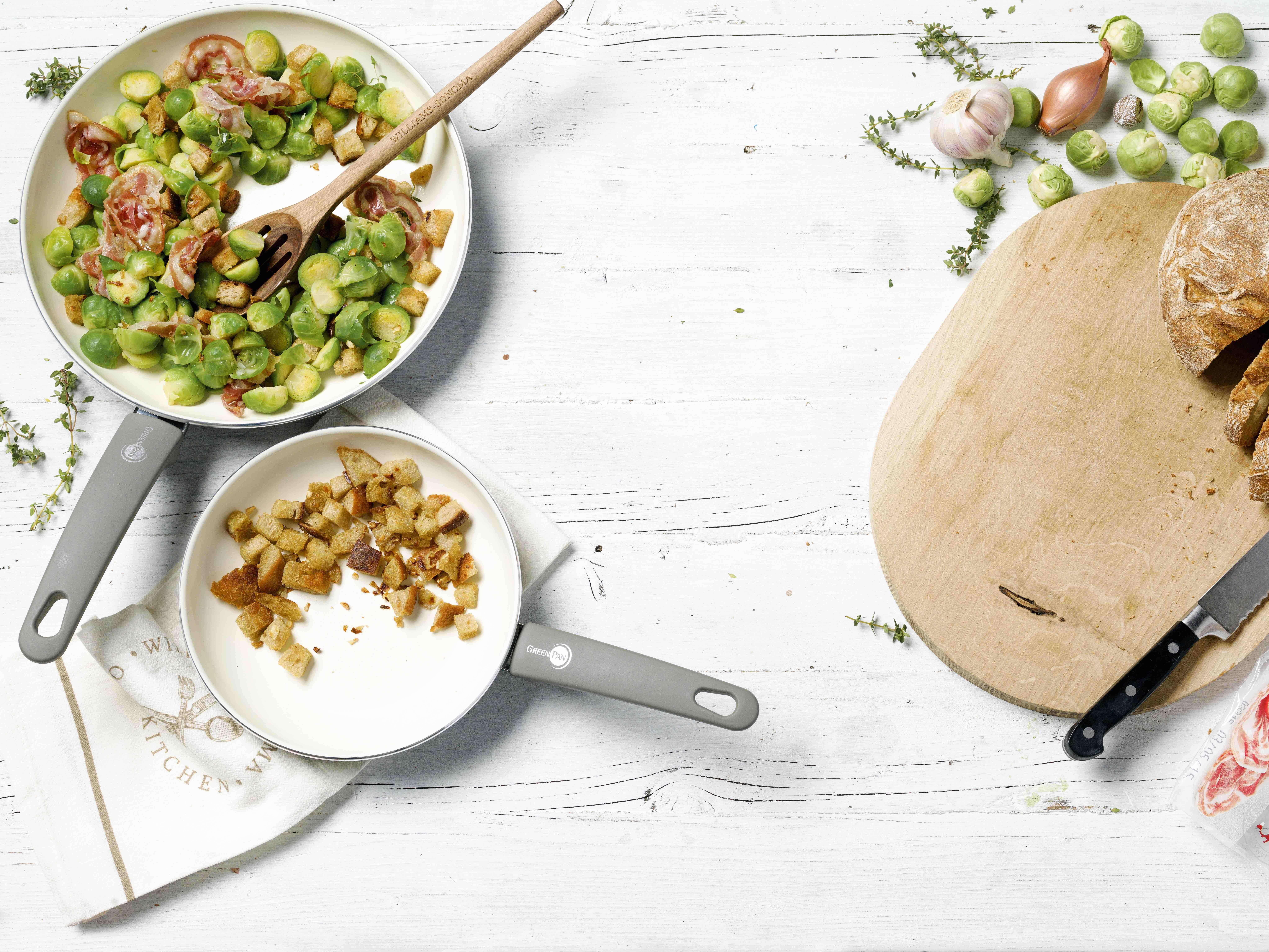 Handgrepen Keuken Gamma : De shiny pannencollectie van GreenPan, een musthave voor je keuken