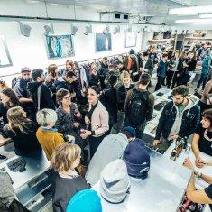 Walkie Talkie - Carhartt WIP - Store Opening Ghent - December 2016