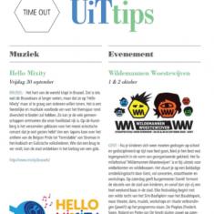 Walkie Talkie - Ghent - WILDEMANNEN WOESTEWIJVEN - DM Magazine - December 2016