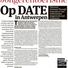 Walkie Talkie - This Is Antwerp - D.A.T.E. - The Antwerp 13 - December 2016