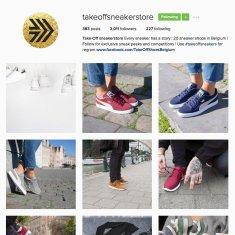 Walkie Talkie - Take-off Sneakerstore - December 2016