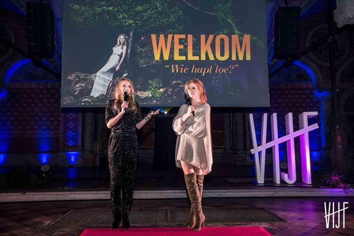 Walkie Talkie - SBS Belgium - VIJF TV - November 2016