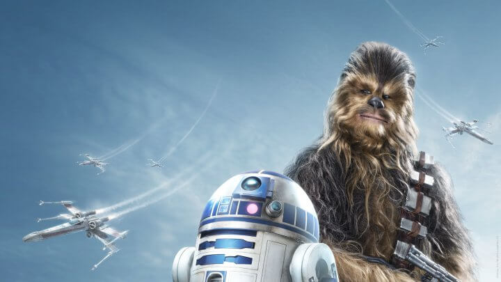 Walkie Talkie - Disneyland Paris - Star Wars - Season of the Force - January 2017