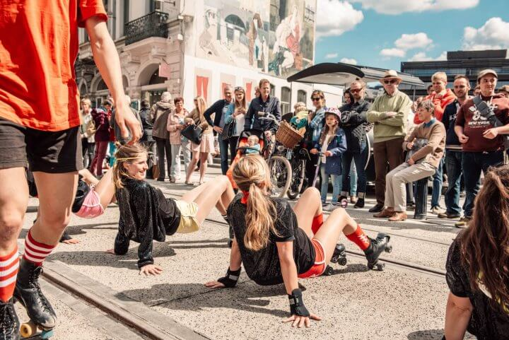 Walkie Talkie - Gent - Brabantdam - Jan Opdekamp - May 2017