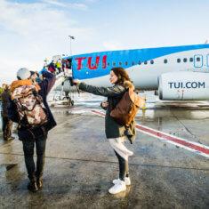 Walkie Talkie - TUI fly - Yannick De Pauw - March 2017
