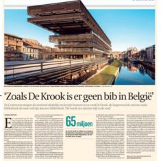 Walkie Takie - Ghent - De Krook - June 2017