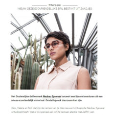Walkie Talkie - Neubau Eyewear - December 2016