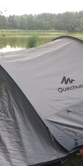Walkie Talkie - Decathlon - Quecha - Fresh and Black Tent - Sept 17