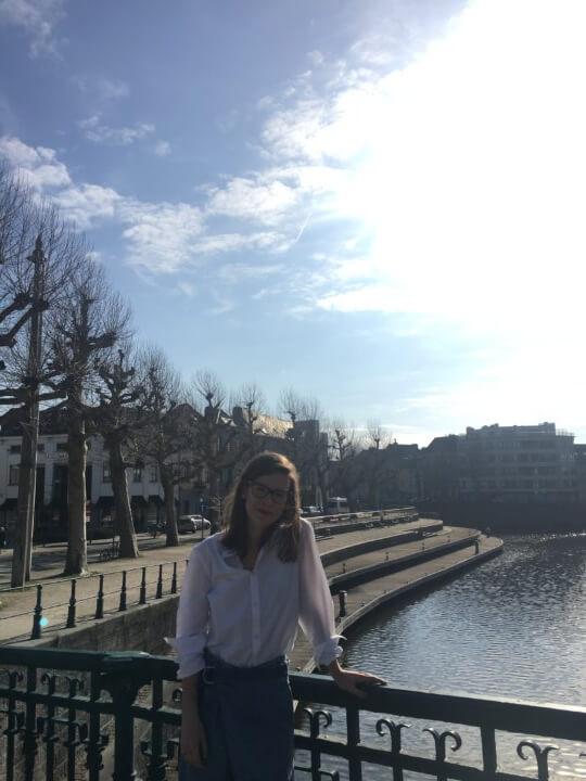 Walkie Talkie - Justine Seynaeve - March 2018
