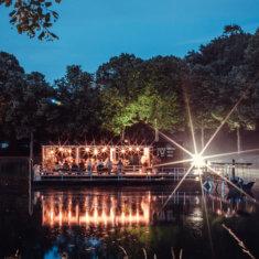 Walkie Talkie - Dinner On The Lake - April 2019